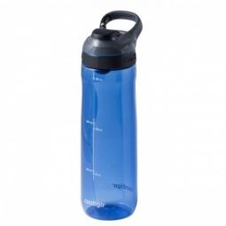фото Бутылка для воды Contigo Cortland. Цвет: голубой
