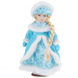 фото Фигурка новогодняя Феникс-Презент 35808 «Снегурочка Танюша»