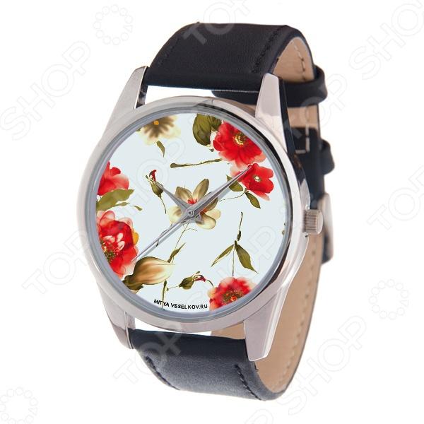 Часы наручные Mitya Veselkov «Акварель» MV часы наручные mitya veselkov часы mitya veselkov акварель арт mv 189