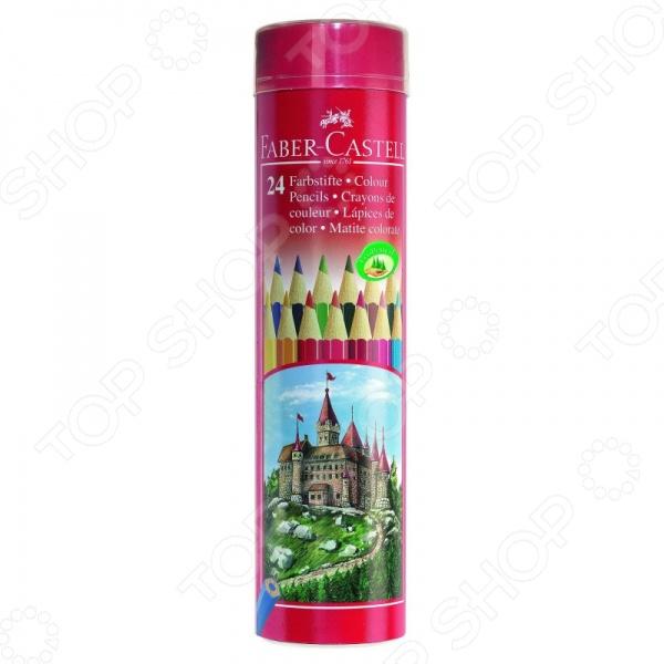 Набор карандашей цветных Faber-Castell Colour Pencils 115827