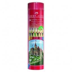Купить Набор карандашей цветных Faber-Castell Colour Pencils 115827