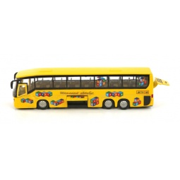 фото Модель коллекционная Пламенный Мотор «Автобус. Школьный»