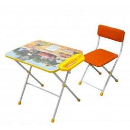 фото Набор мебели детский: стол и стул Ника «Тачки» Д3Т