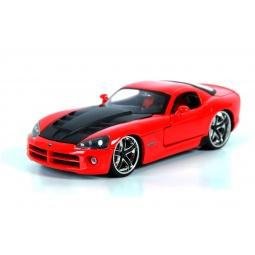 фото Модель автомобиля 1:24 Jada Toys Dodge Viper SRT/10 Ribbon 5