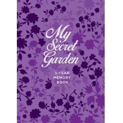 Купить My Secret Garden. 5-Year Memory Book