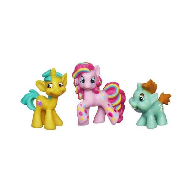фото Набор игровой Hasbro A6688 « Пинки Пай, Снипси Снап и Снейлс»