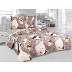 Купить Комплект постельного белья Tete-a-Tete «Хроника». Евро