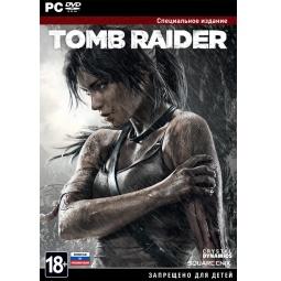 Купить Игра для PC Tomb Raider - Специальное издание (rus)
