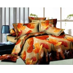 фото Комплект постельного белья Amore Mio Chudo. Mako-Satin. 1,5-спальный