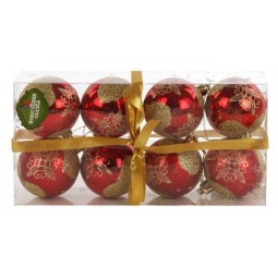 фото Набор новогодних шаров Новогодняя сказка 971524
