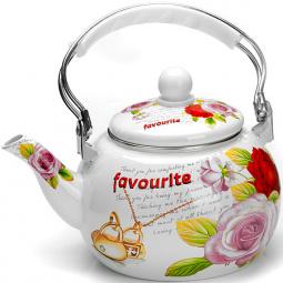Чайник эмалированный Mayer&Boch MB-26492