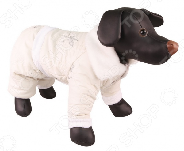 Комбинезон для собак DEZZIE «Сноу»