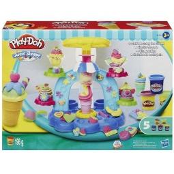 Купить Набор игровой для лепки Play-Doh «Фабрика мороженого»