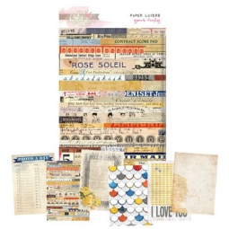Купить Карточки Glitz Design Yours truly