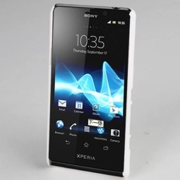 фото Пленка защитная LaZarr для Sony Xperia T LT30P