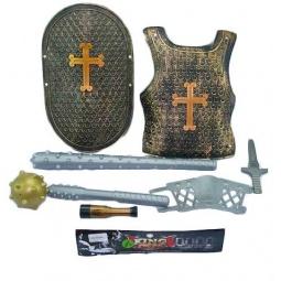 фото Набор оружия игрушечный Shantou Gepai «Рыцарь. Доспехи и щит» 916-5C