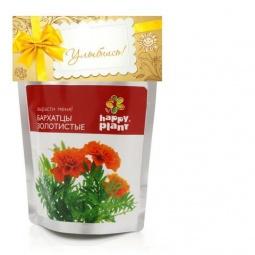 фото Набор для выращивания Happy Plant «Бархатцы»