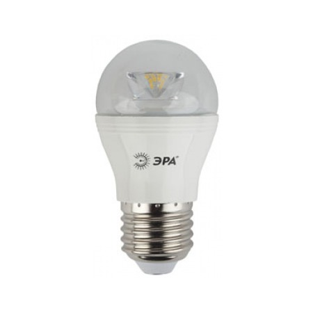 Купить Лампа светодиодная Эра P45 Clear