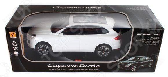 Машина на радиоуправлении GK Racer Series Porsche Cayenne Turbo 866-1405. В ассортименте