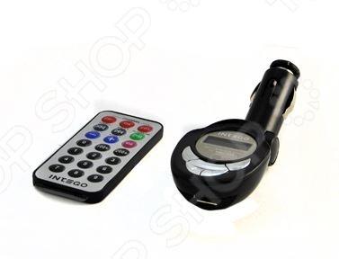 FM-трансмиттер с пультом ДУ Intego FM-102