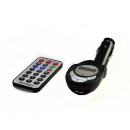 Купить FM-трансмиттер с пультом ДУ Intego FM-102