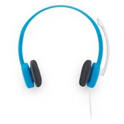 фото Гарнитура Logitech Stereo Headset H150. Цвет: голубой