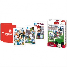 Купить Карточная игра Акулина Trefl «Микки Маус»