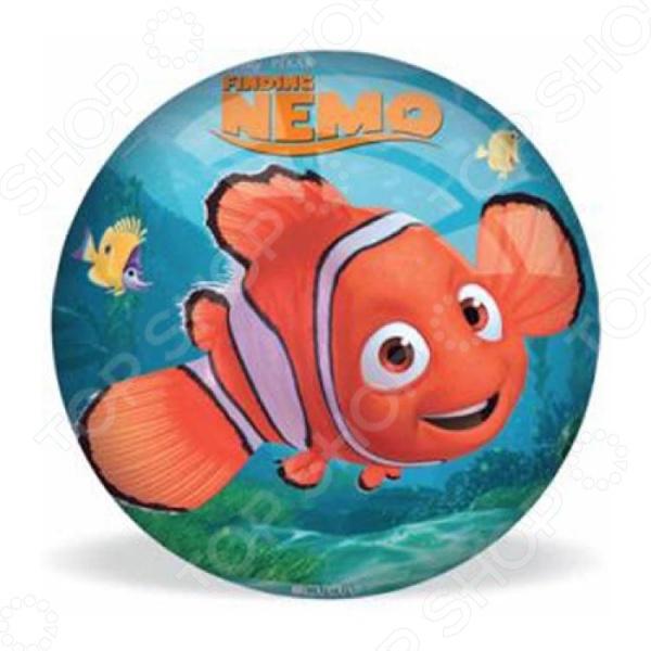 Мяч Mondo «Немо» дисней в поисках немо звездный урок 3 муз кнопки 206х150мм 6 карт стр