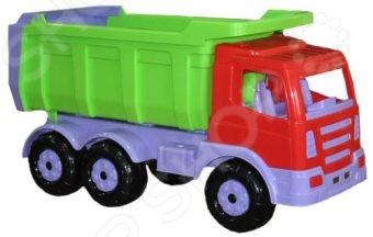 Машинка игрушечная Полесье «Самосвал Премиум» машинка игрушечная dickie самосвал man airpump