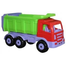 фото Машинка игрушечная Полесье «Самосвал Премиум»