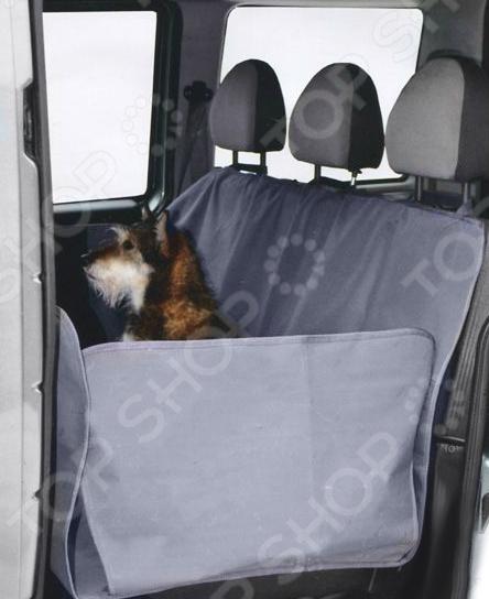 Накидка в багажник защитная для перевозки собак и грузов Comfort Address DAF-045 клетки для перевозки собак в машине недорого