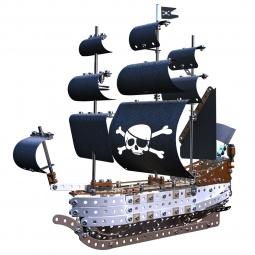 фото Конструктор металлический Meccano «Пиратский корабль»