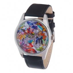 Купить Часы наручные Mitya Veselkov «Акварельные бабочки» MV