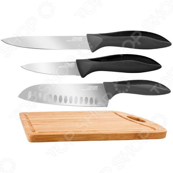 Наборы ножей Rondell RD-462 набор кухонных ножей rondell rd 324