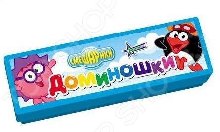 Домино детское Нордпласт «Смешарики» 06431