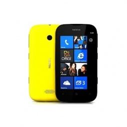 фото Мобильный телефон Nokia Lumia 510. Цвет: желтый
