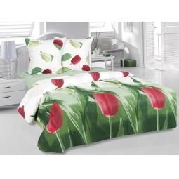 Купить Комплект постельного белья Tete-a-Tete «Тюльпаны». 1,5-спальный