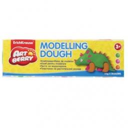 фото Пластилин на растительной основе малый Erich Krause Modelling Dough №2: 3 цвета