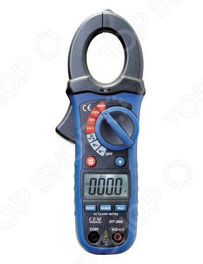 Клещи токовые измерительные СЕМ DT-362