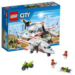 Купить Конструктор игровой для ребенка LEGO «Самолет скорой помощи»