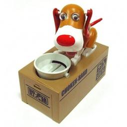 фото Копилка Drivemotion «Голодный пес». В ассортименте