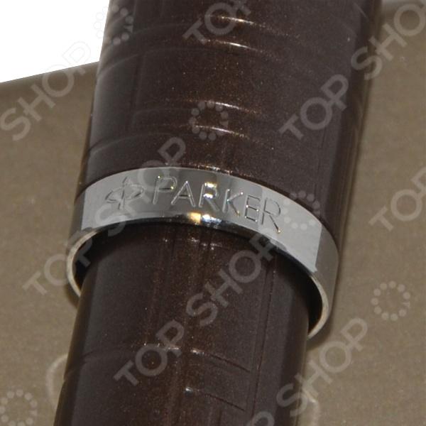 цена на Ручка перьевая Parker IM Premium F222 Metal Brown