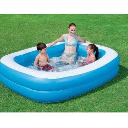 Купить Бассейн надувной Bestway «Семейный» 54005