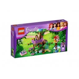 фото Конструктор LEGO Оливия и домик на дереве