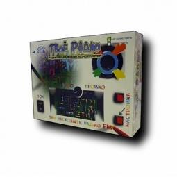 фото Конструктор-раскраска Master Kit «Твоё радио»