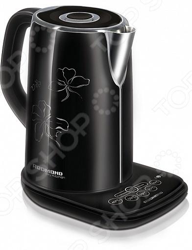 Чайник Redmond RK-M170S чайник redmond skykettle m170s
