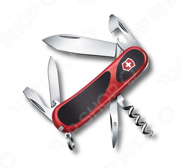 Нож перочинный Victorinox EvoGrip 10 2.3803.C