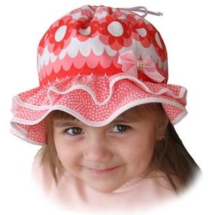 Купить Панама для девочки Shapochka «Вика» ЯВ121031