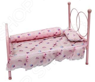 Кроватка для кукол Shantou Gepai 67243