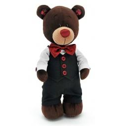 фото Мягкая игрушка Orange Choco «Медведь-жених»